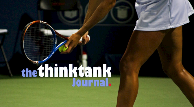 Women in tennis receives less attention in media than men, international think tank