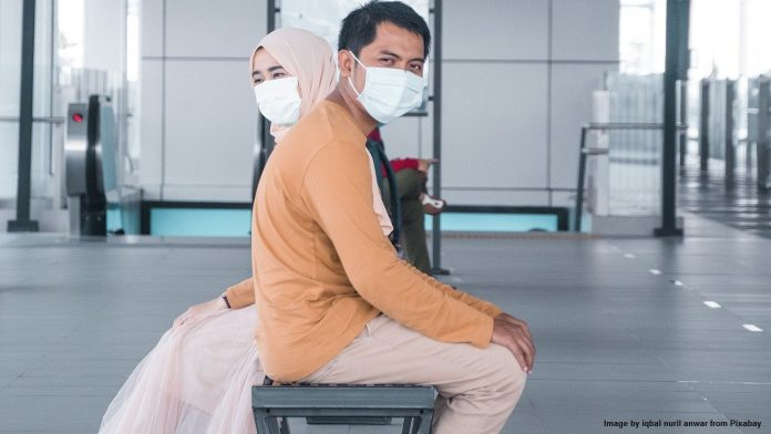 A US health think tank distances itself from controversial research on face masks